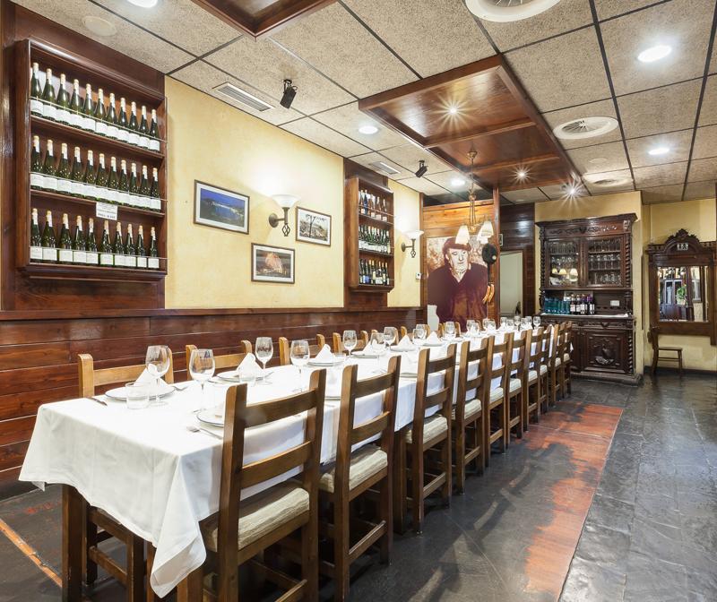 Sopars i dinars per grups grans i empreses